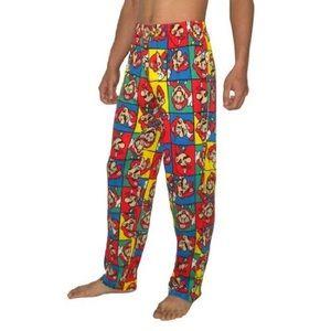 Super Mario Brothers Pajama Pants